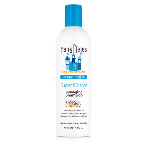 Fairy Tales Super-Charge Detangling Shampoo (12 oz.)