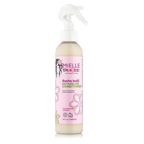 Mielle Tinys & Tots Sacha Inchi Detangling Conditioner (8 oz.)