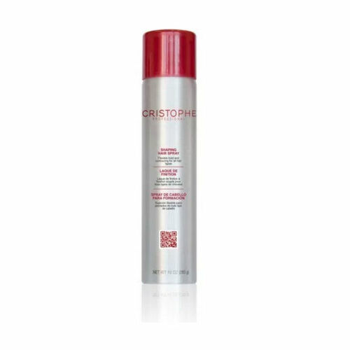 Review: Cristophe Professional Shaping Hair Spray (10 oz.)