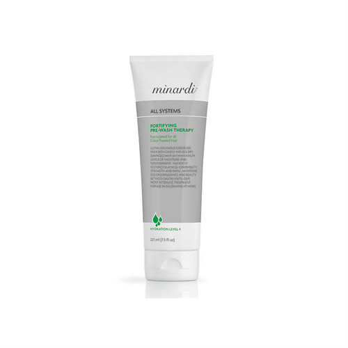 Review: Minardi Luxury Color Care All Systems Fortifying Pre-Wash Therapy (7.5 oz.)