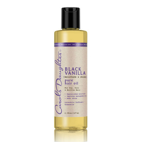 Carol's Daughter Black Vanilla Moisture & Shine Pure Hair Oil (4.3 oz.)
