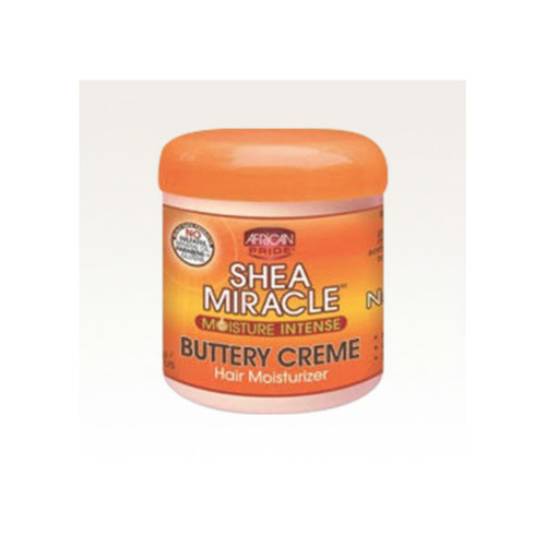 Review: African Pride Shea Butter Miracle Moisture Intense Buttery Crème (6 oz.)