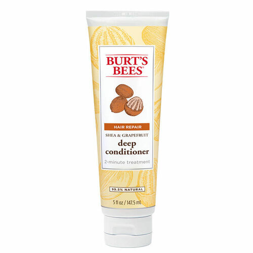 Review: Burt's Bees Hair Repair Shea & Grapefruit Deep Conditioner (5 oz.)