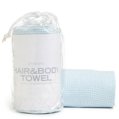 Review: Dyakim Hair & Body Towel