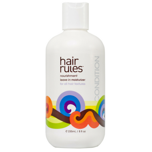 Review: Hair Rules Nourishment Leave-In Conditioner (8 oz.)