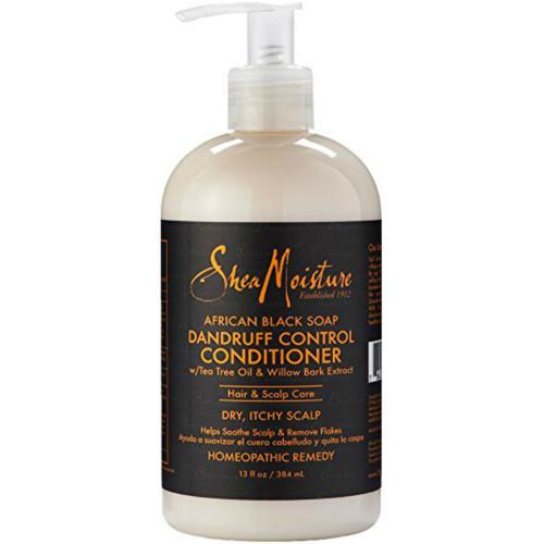 SheaMoisture African Black Soap Dandruff Control Conditioner (13 oz.)