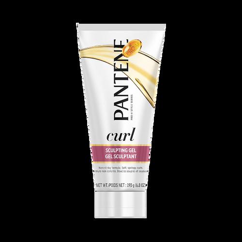 Review: Pantene Curl Sculpting Gel (6.8 oz.)