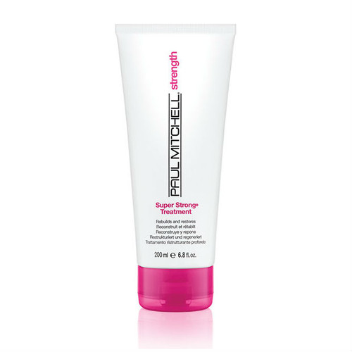 Review: Paul Mitchell Strength Super Strong Treatment (6.8 oz.)
