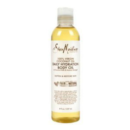 SheaMoisture  Daily Hydration Body Oil 100% Virgin Coconut Oil (8 oz.)
