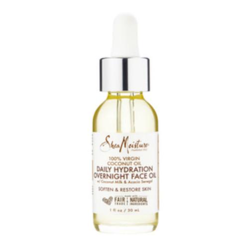 SheaMoisture 100% Virgin Coconut Oil Daily Hydration Night Oil (1 oz.)