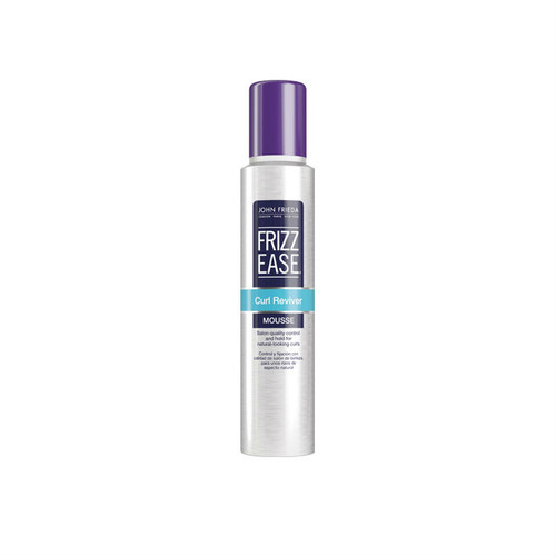 John Frieda Frizz Ease Curl Reviver Mousse (7.2 oz.)