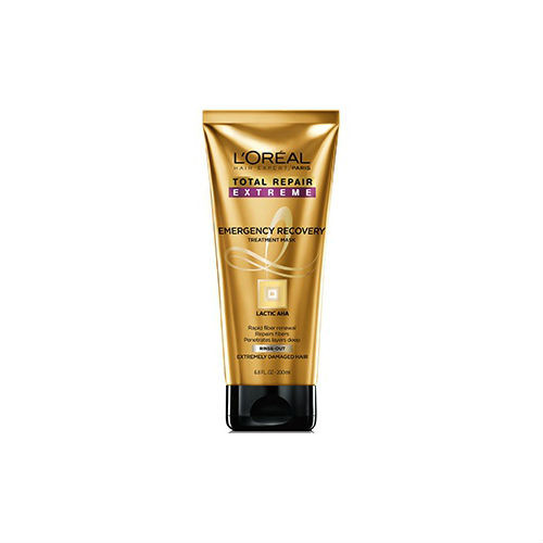 Review: L'Oreal Paris Advanced Haircare Total Repair Extreme Emergency Recovery Mask (6.8 oz.)