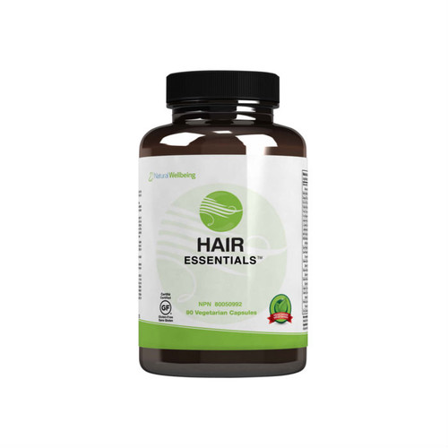 Review: Natural Wellbeing Hair Essentials (90 capsules)