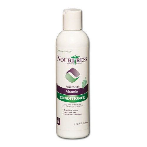 Review: NouriTress Perfect Hair Vitamin Conditioner (8 oz.)