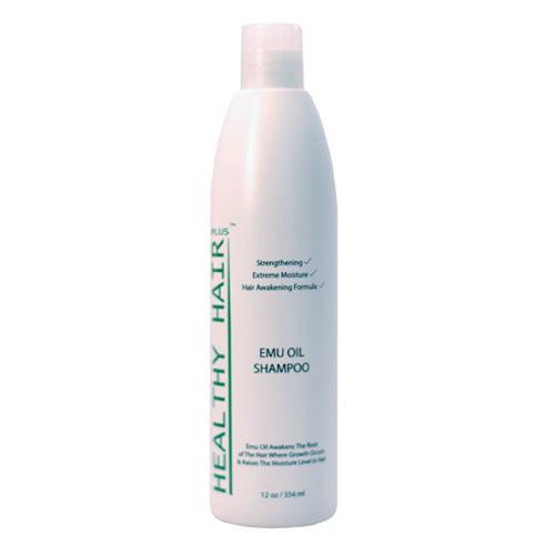 Review: Healthy Hair Plus Emu Oil Shampoo (12 oz.)