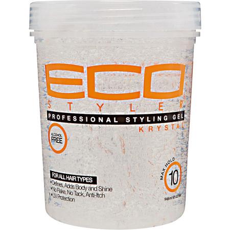 Ecoco Ecostyler Professional Styling Gel Krystal (32 oz.)