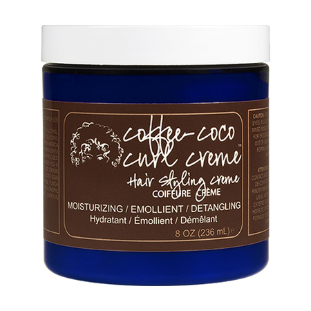Curl Junkie Coffee-Coco Curl Creme (8 oz.)
