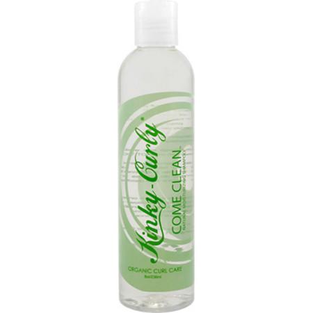 Kinky-Curly Come Clean Moisturizing Shampoo (8 oz.)