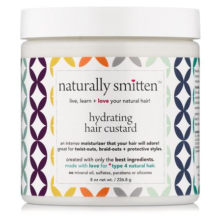 Naturally Smitten Hair Custard