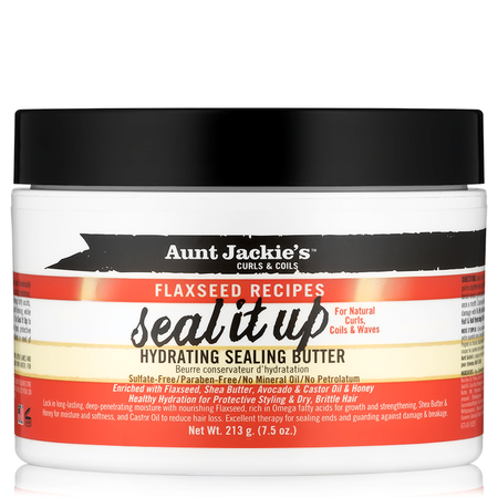 Aunt Jackie S Curls Amp Coils Flaxseed Recipes Seal It Up