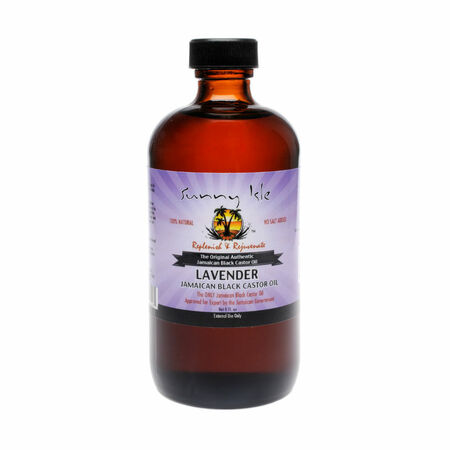 Sunny Isle Jamaican Black Castor Oil Lavender (8 oz.)