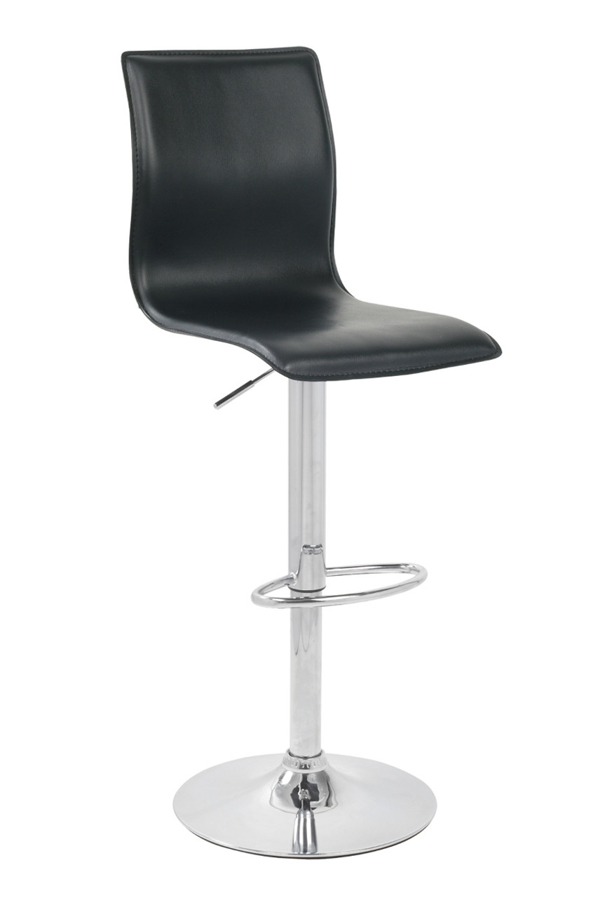 Giola Kitchen Bar Stool - Black | Kitchen Bar Stools