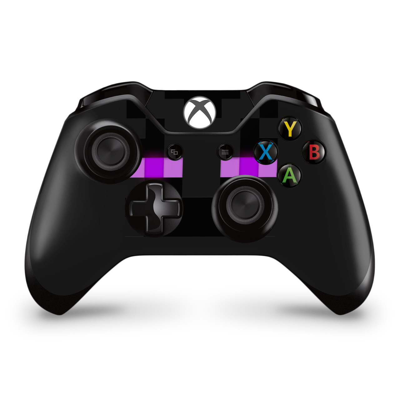 Pixel Enderman Xbox One Controller Skin Ko Custom Creations