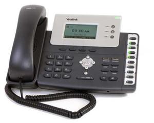 Yealink SIP-T26P IP Phone (D54-210-11F)