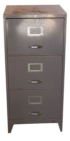 STOR 3 Drawer Filing Cabinet (534-5DD-A24)