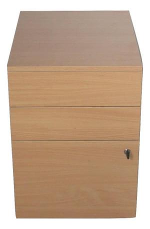 Senator 3 Drawer Pedestal (513-18D-54E)