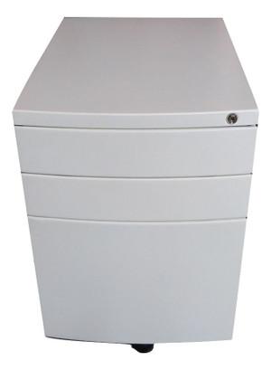 White Metal Pedestal (5BC-B9A-8AE)