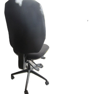 Black Operator Posture Seating Chair (266-9B5-960)