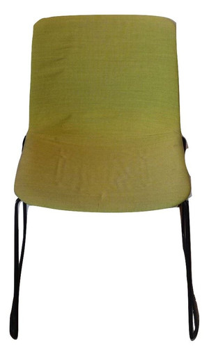 Fredericia Pato Stackable Green Chair (C48-E70-8C0)