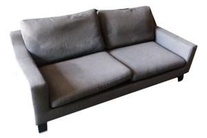Dwell Dark Grey 4 Seater Sofa (047-469-748)