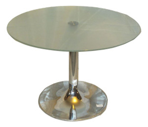 Round Glass Table (1CA-D3B-5DC)