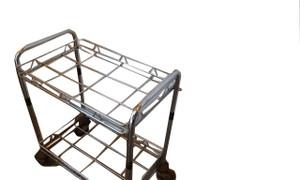 Metal Generic Food Trolley (AE0-303-3F0)