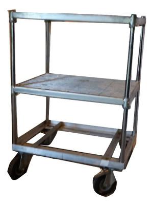 Generic Two Tray Trolley (5CF-967-630)