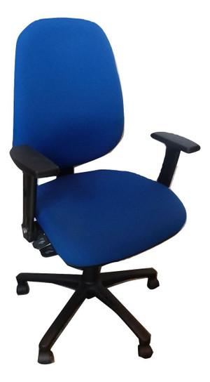 Torasen M66XLFDA Blue Operator Chair (62C-259-FDE)