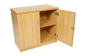Beech Storage Cupboard (8F5-B39-4D4)