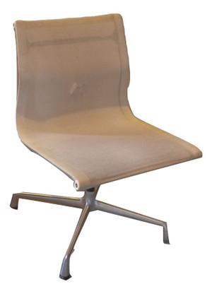 Vitra Cream Mesh Chair (A96-5B4-75F)