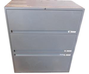 Generic 3 Drawer Filing Cabinet (559-433-521)