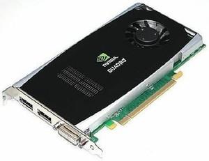 Dell P418M nVidia Quadro FX 1800 768MB PCI-e x16 Graphics Video Card (6F1-335-B51)
