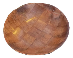 Wooden Bowl (75E-C26-BD8)
