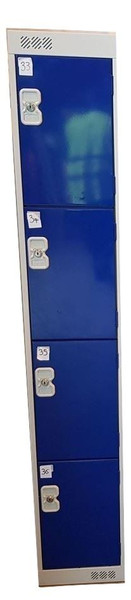 Blue Sports Locker (831-BCD-B5B)