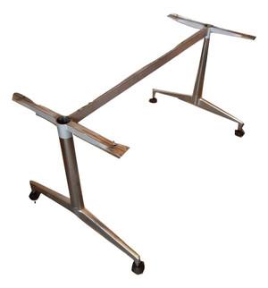 Chrome table frame (2B2-035-E82)