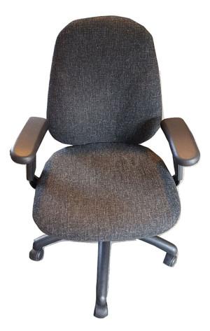 TC Black Operator Chair (85C-20C-847)