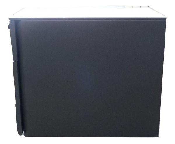 Herman Miller Grey Pedestal (FD7-7B7-299)