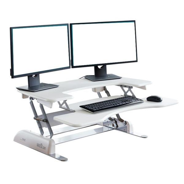 Varidesk ProPlus36 Height Adjustable Standing Desk Solution (E6E-075-D68)