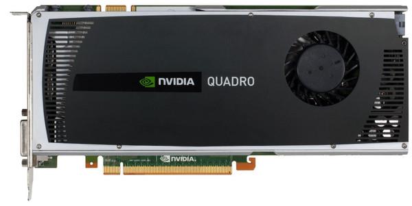 HP NVIDIA Quadro FX 4000 2GB - (616076-001)