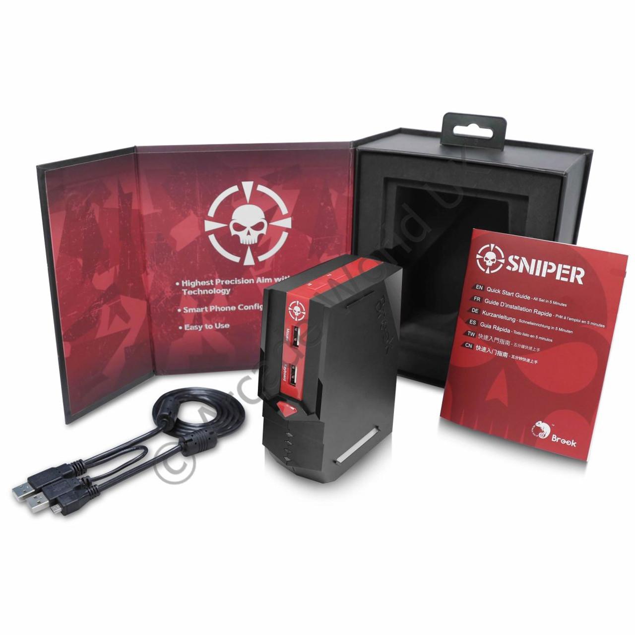 Brook Sniper Fps Keyboard Mouse Converter Arcade World Uk Pcb Circuit Board Buy Bluetooth
